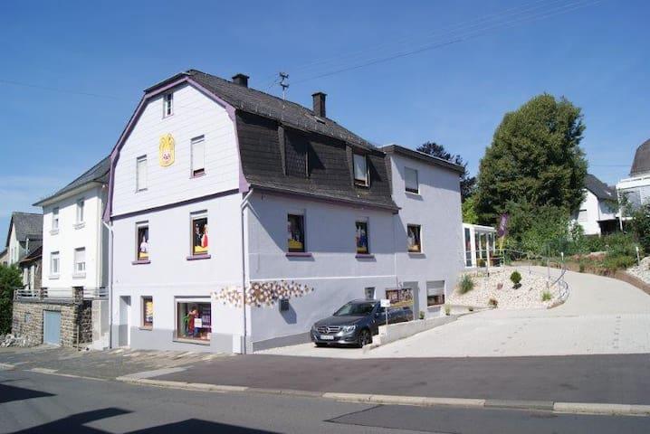伊达尔-奥伯施泰因的民宿