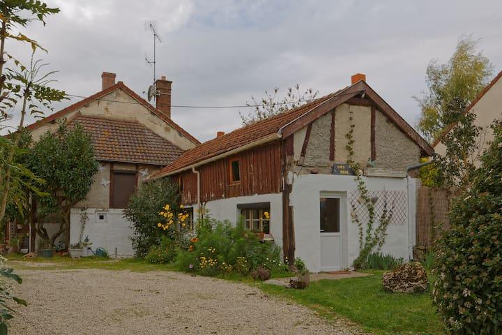 Fontaine-sur-Ay的民宿