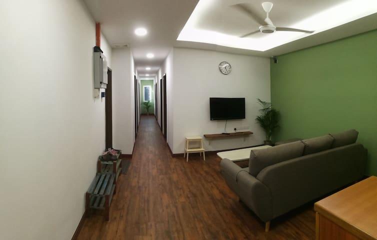 Single room at puchong utama