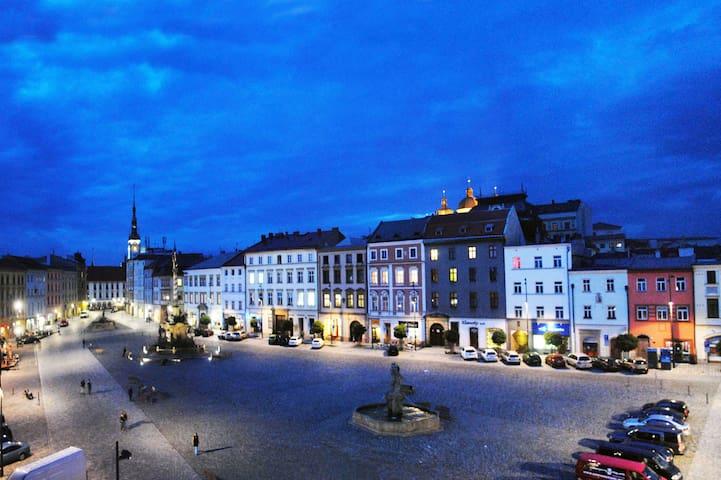 Olomouc的民宿
