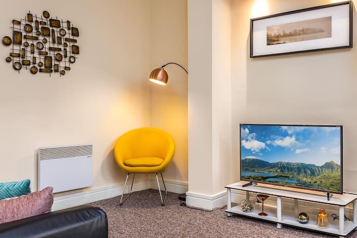 Leap Ruby Apartment - Northampton Town Centre