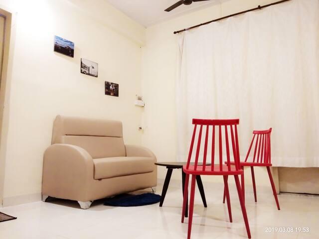 Serviced Apartment near Bombay Exhibition Centre