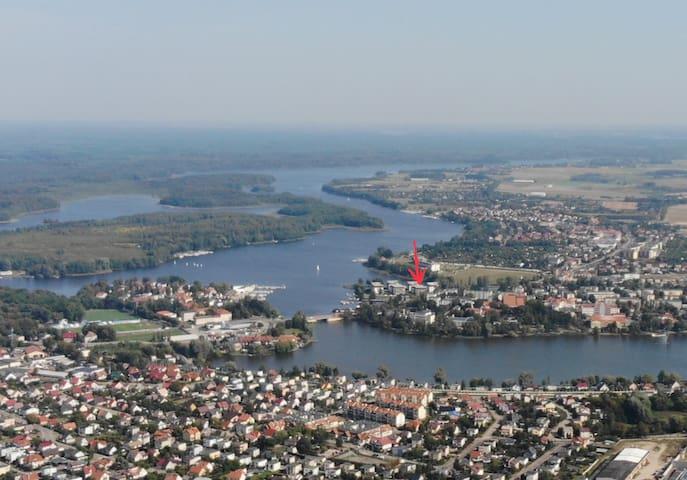 Iława的民宿