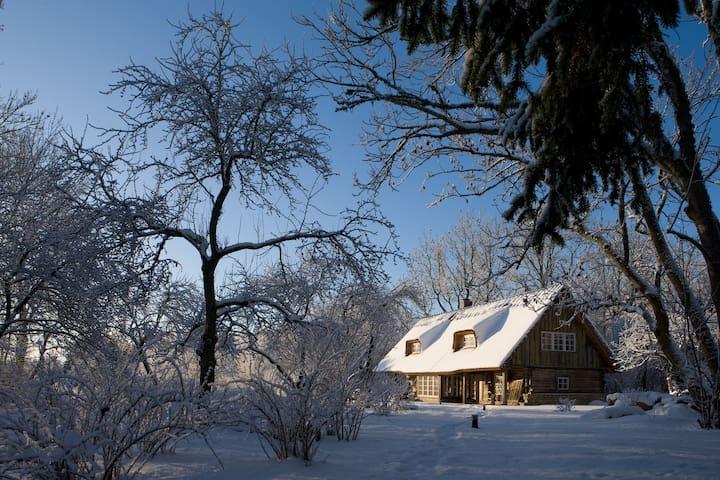 Pädaste Manor's Private Farm House on Muhu Island