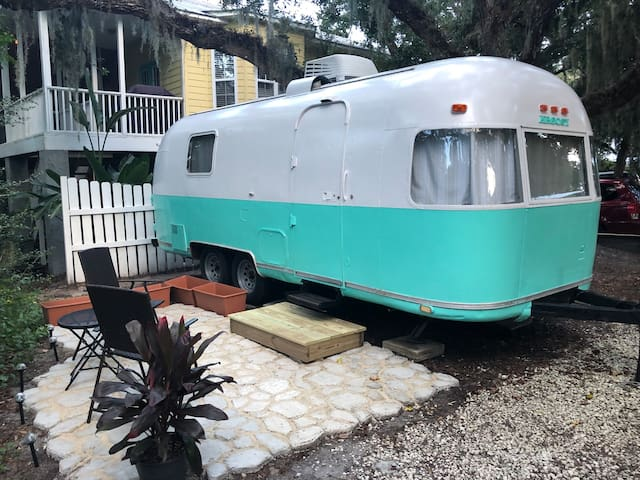 Airstreamin' in St. Augustine Beach