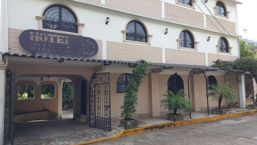 Ocotito的民宿