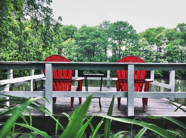Waterfront Petfriendly cottage in Saugerties