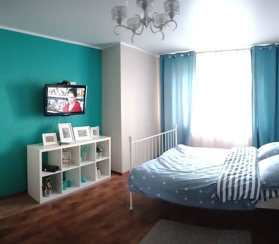 Апартаменты Дэлюкс на Ленинградской