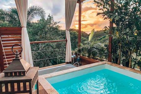 Private Pool Suite +Outdoor tub Casa Florencia #10