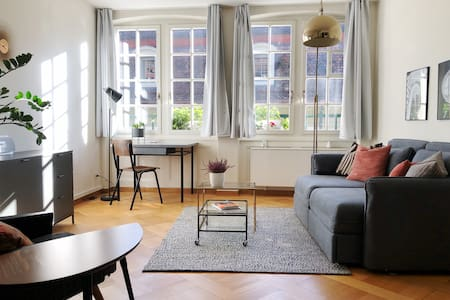 Beautiful Bright Apartment in Bern's Old Town