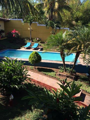 San Juan de Oriente的民宿