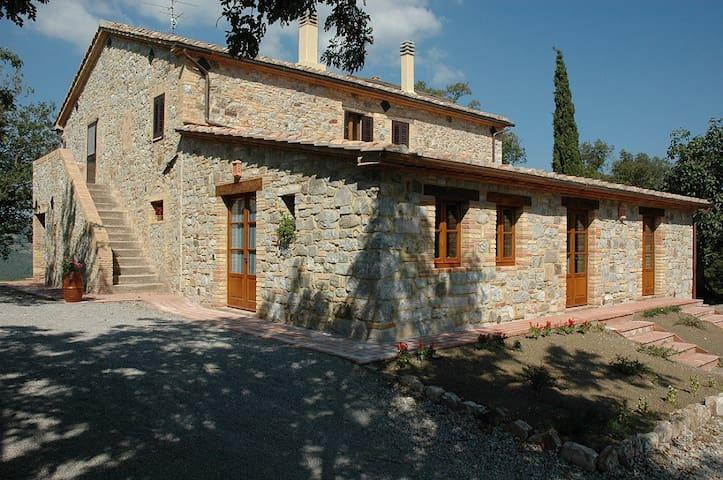 Roccalbegna的民宿