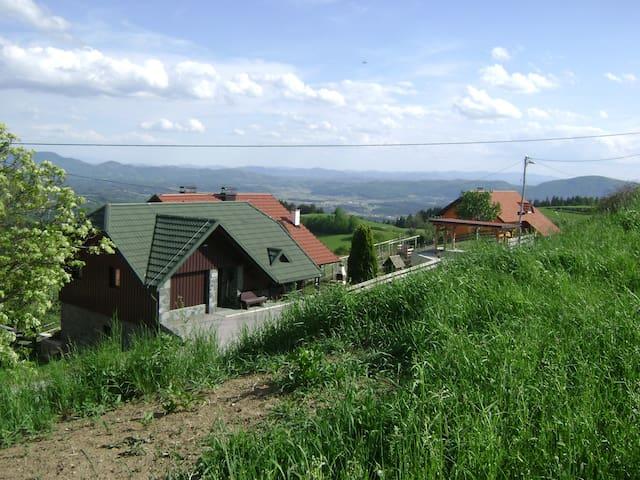 Oplotnica的民宿