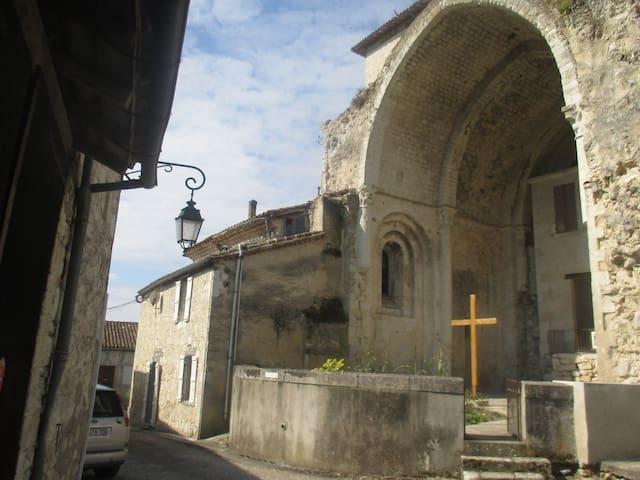 Saint-Maurin的民宿