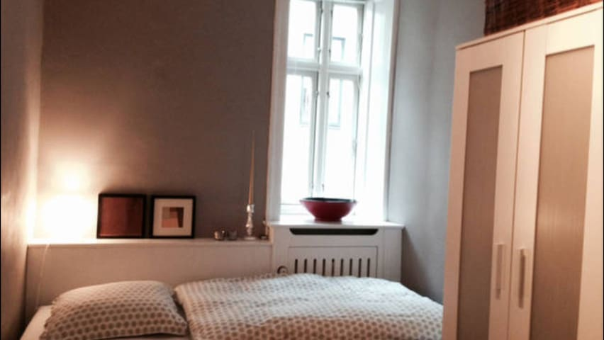 哥本哈根的民宿