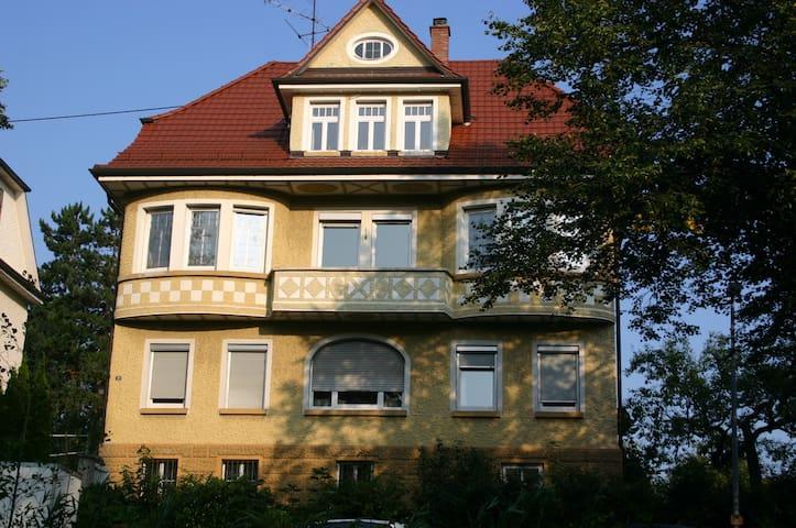 Balingen的民宿