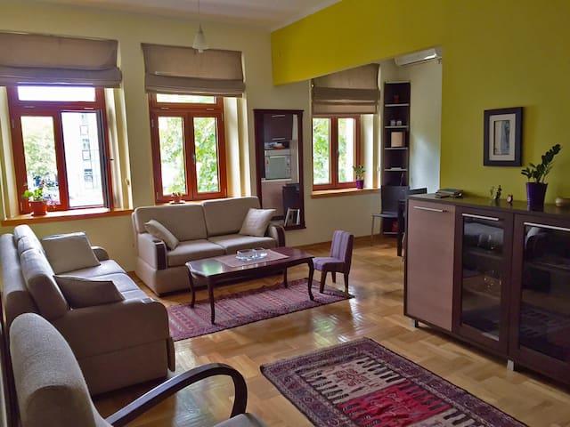 Lux flat in city centre Podgorica, Bokeska 10