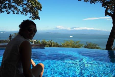 Beautiful Ocean View Villa in Costa Rica