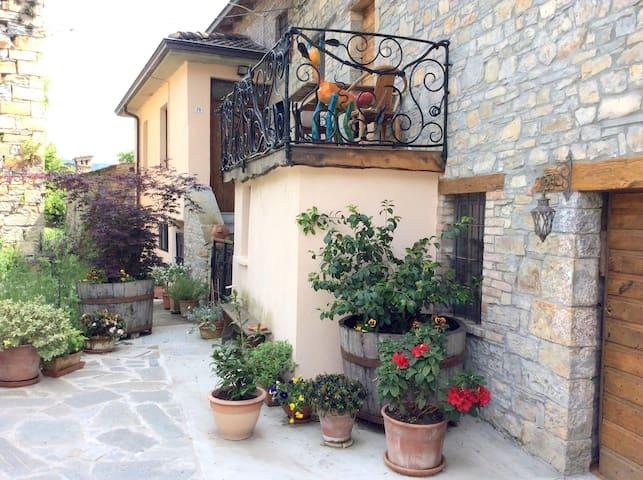 Casa Rustica e rifugio 20min da Castell'Arquato
