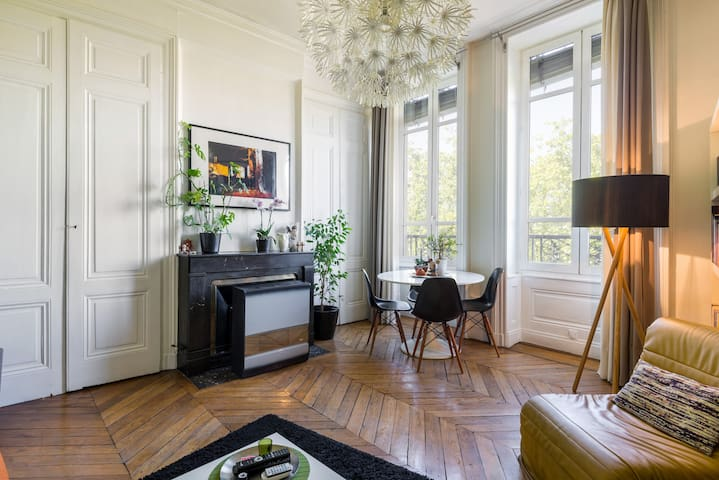 Cosy appartment in Lyon center