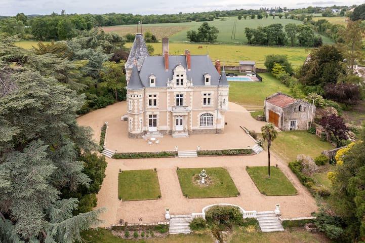 Thouaré-sur-Loire的民宿
