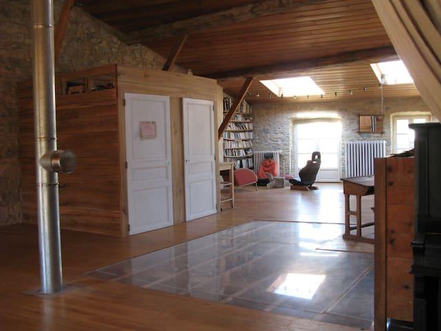 Beaufort-sur-Gervanne的民宿