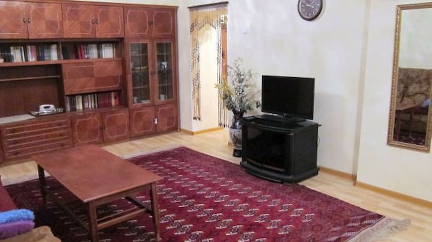 Ashgabat的民宿