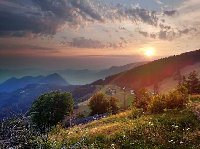 Sveta Planina的民宿