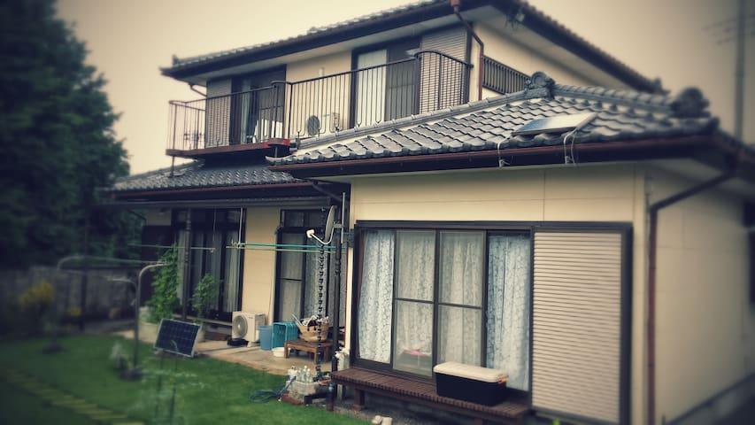 Takanezawa-machi, Shioya-gun的民宿