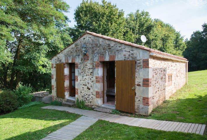 Mareuil-sur-Lay-Dissais的民宿