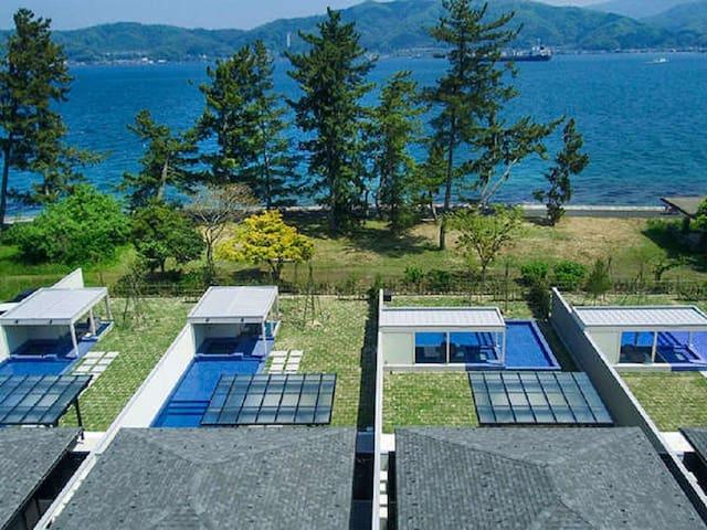 Miyazu的民宿