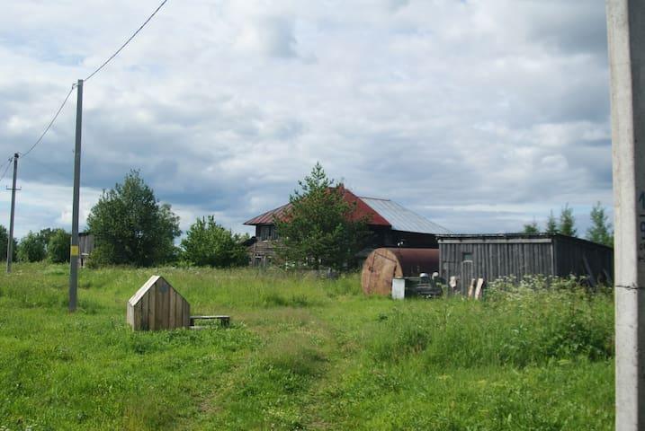 Kokoshilovo的民宿