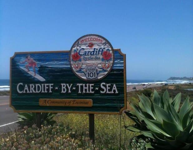 Cardiff的民宿