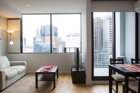Modern  Apartment Melbourne CBD