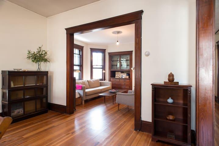 Cozy & Stylish Retreat - Great Harvard Sq Location