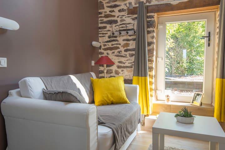 Plélan-le-Grand的民宿