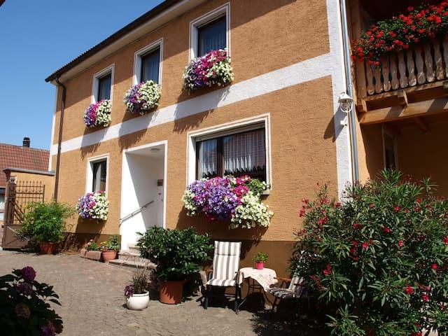 Laumersheim的民宿
