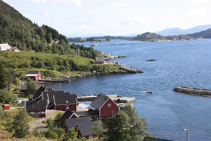 Kalvåg的民宿