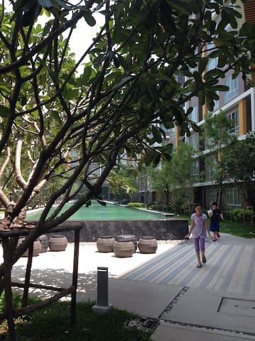 Chonburi的民宿