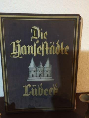 吕贝克的民宿