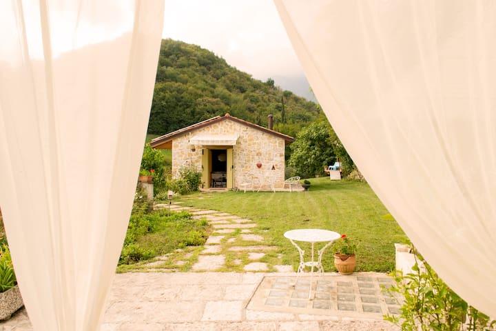 Castelcucco的民宿