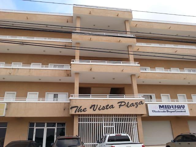 The Vista Plaza Apartments