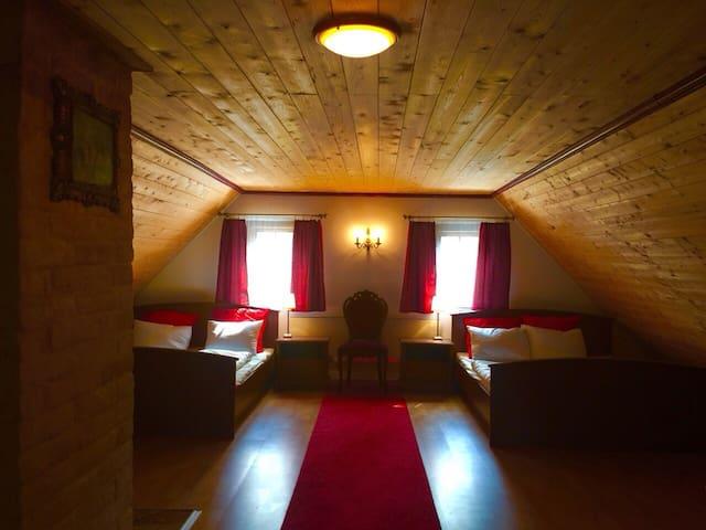Letohrad的民宿
