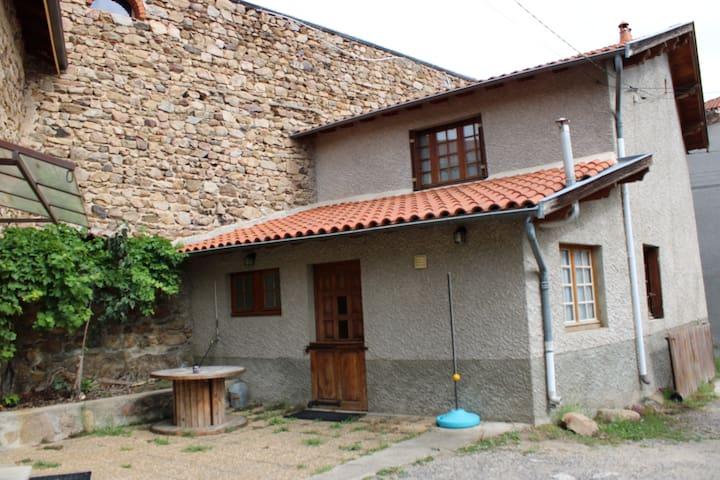 Vieille-Brioude的民宿