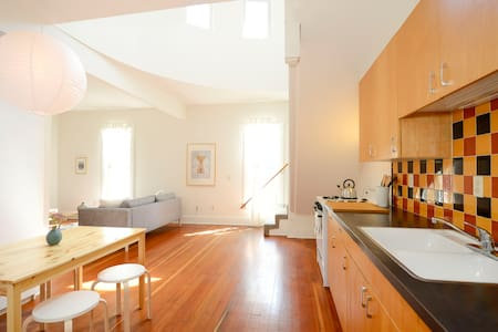 Sunny and Relaxing 2BR Apartment With Parking