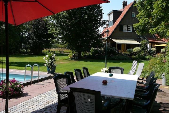 Burgh-Haamstede的民宿