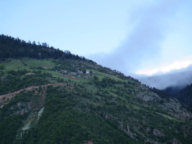 Gümüşhane Merkez的民宿