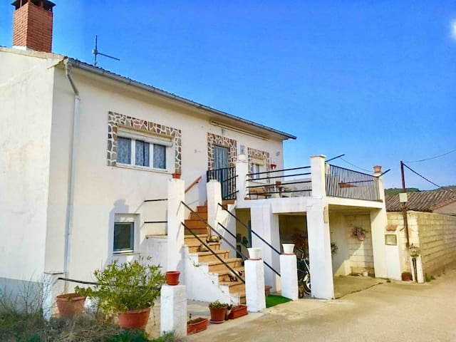 Munébrega的民宿