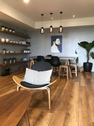 台中市的民宿