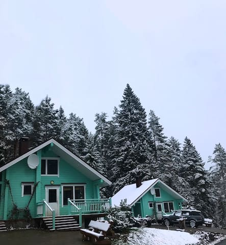 Lakhdenpokhya的民宿